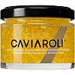 Aderezo de aceite de oliva virgen extra con aroma de trufa blanca encápsulado tarro 60 g tarro 60 g Caviaroli