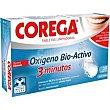 Tabletas limpiadoras oxigeno Bio-Activo Caja 30 unid Corega