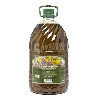 EL ALMORSAERO Aceite de oliva virgen extra El Armosaero Garrafa 5 l