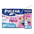 Batido fresa Pack 6 unidades 200 ml Puleva
