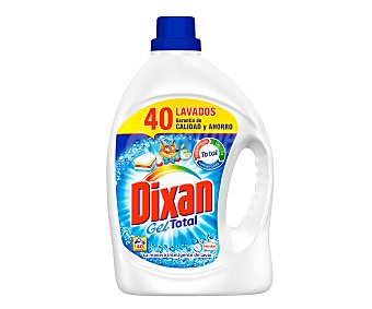 Dixan Detergente 40 lavados
