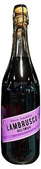 Piccolo giovanni Vino tinto gas lambrusco  Botella de 750 cc