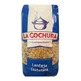LA COCHURA Lenteja castellana 1 kg