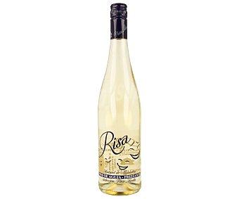 RISA Vino blanco de aguja-frizzante Botella de 75 centilitros