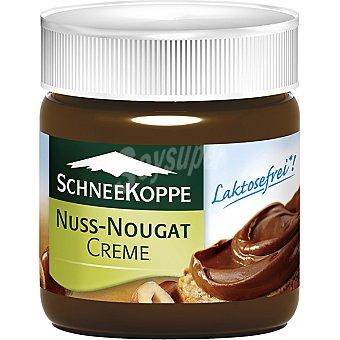 SCHNEEKOPPE crema de turrón de nueces sin lactosa envase 200 g