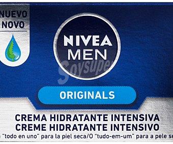 Nivea For Men Crema nutritiva intensiva hombre Tarro 50 ml