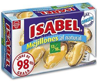Isabel Mejillón natural Lata de 69 g
