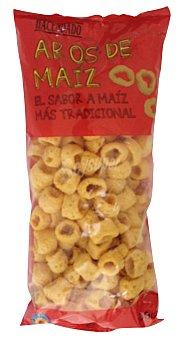 Hacendado Aperitivo aros de maiz Paquete 100 g
