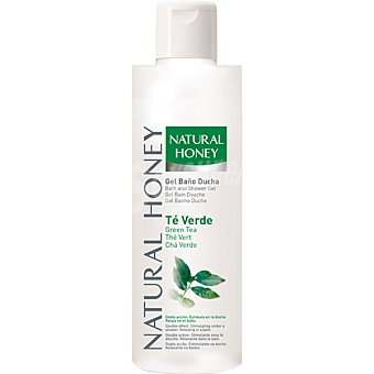 Natural Honey Gel te verde 400ml