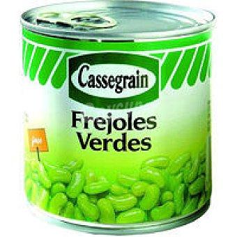 Cassegrain Frijoles verdes Lata 400 g