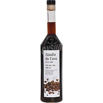ABADIA DA COVA licor de café botella 70 cl