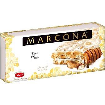 Marcona Turrón duro Sin Gluten Calidad Suprema Tableta 200 g