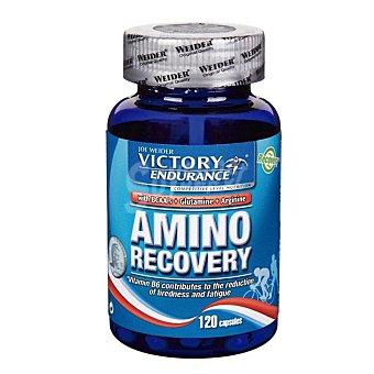 Victory endurance Amino recovery con vitamina B6 ápsulas Bote 120 c