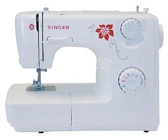 SINGER SERENADE 8280, 8 Máquina de coser Puntadas, brazo libre, largo de puntada y ancho de zig zag ajustable, ojalador en 4 pasos, devanador automático, 2 posiciones de aguja, luz de costura