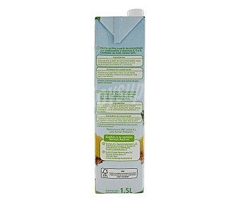 Auchan Néctar de piña con contenido reducido en azúcar Brik de 1,5 litros