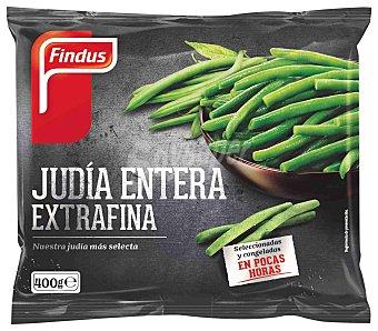 Findus Judía entera extrafina ultracongelada 400 g