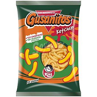 Risi Gusanitos ketchup Bolsa 85 gr