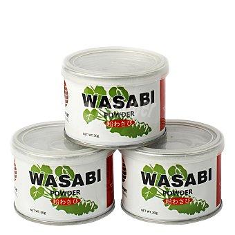 Wasabi en polvo Lata de 30 g