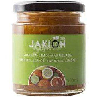 Bio jakion Mermelada de naranja-limón Frasco 280 g