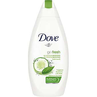 Dove gel crema de ducha Fresh Touch Frasco 400 ml