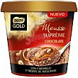 Mousse supreme de chocolate Tarrina 170 g Gold Nestlé