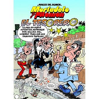 Magos Del Humor Nº 167 El tesorero