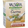 Cucina avena para cocinar alternativa vegetal a la nata Envase 200 ml Valsoia