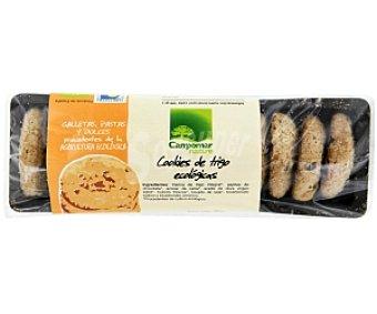 Campomar Nature Cookies de trigo ecológicas 150 Gramos