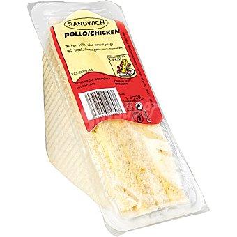 Chachy sandwich de pollo unidad 150 g