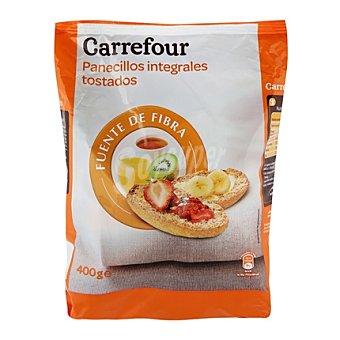 Carrefour Panecillos integrales 400 g