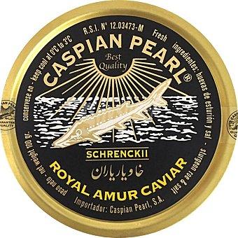Caspian Pearl Caviar Schrenckii royal amur Lata 100 g