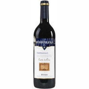 Carta de Oro Vino Tinto Joven Rioja Botella 75 cl