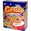 Girasol galletas con hierro y vitaminas caja 600 G Caja 600 g Rio