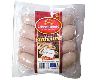Campohermoso Salchichas Bratwurst 400 gr