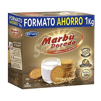 Marbu Artiach Galletas María Marbú Dorada Pack de 4x250 g