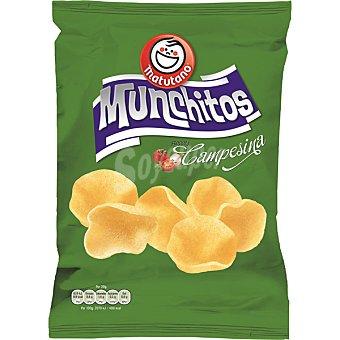 MATUTANO Munchitos Snacks de patata Receta Campesina bolsa 70 g Bolsa 70 g