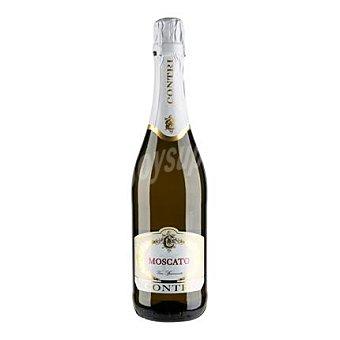 Moscato Vino italiano blanco dulce 75 cl