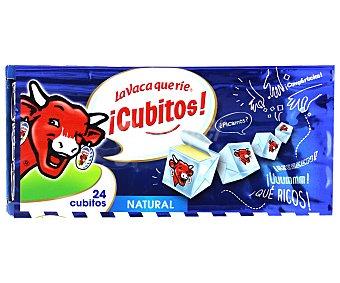 La Vaca que ríe Cubitos de queso 125 g