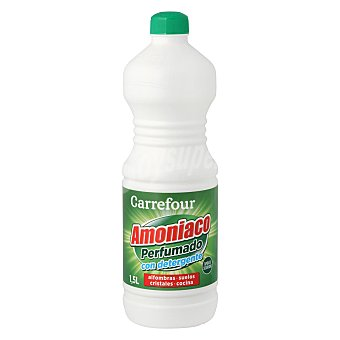 Carrefour Amoniaco perfumado con detergente 1,5 l