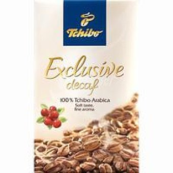 Tchibo Cafe exclusivo descafeinado Paquete 250 g
