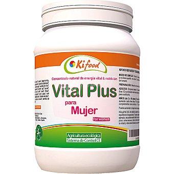 Kifood concentrado natural de Energía Vital Plus para mujer  bote 1,2 kg