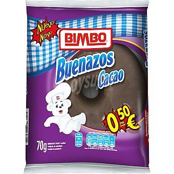 Bimbo Buenazos Cacao Bolsa 70 g