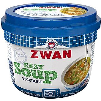 ZWAN sopa de vegetales bol 400 ml