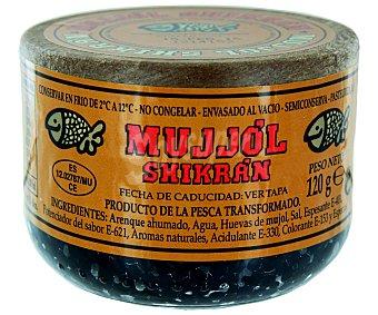 SHIKRÁN Sucedáneo de huevas de Mujjol (micronizado) 100 gramos
