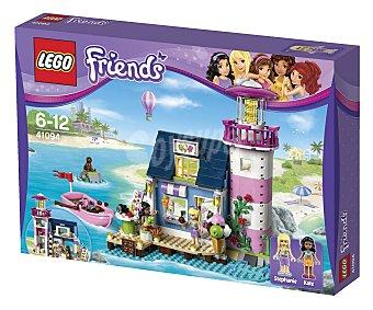 LEGO Juego de construcciones Friends El faro de Heartlake, 473 piezas, modelo 41094 1 unidad