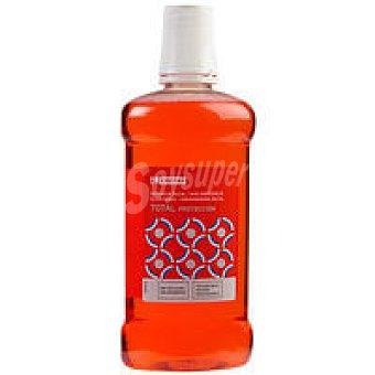 Eroski Enjuague bucal protección total Botella 500 ml