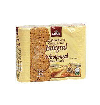 Condis Galletas maria integral 800 G