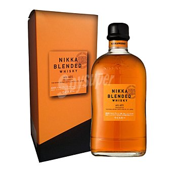 NIKKA Blended Whisky 40º 70CL
