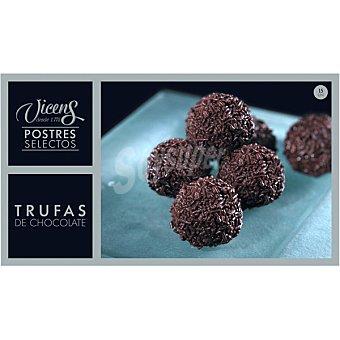 Vicens Trufas heladas de chocolate Estuche 225 g