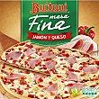 Pizza de masa fina de jamón y queso Estuche 340 g Buitoni